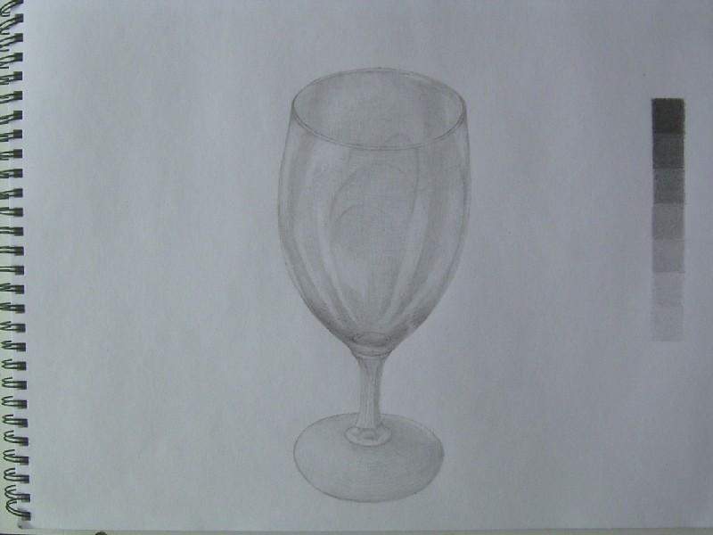 ワイングラス。