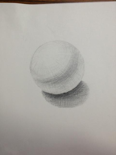 球体モチーフ