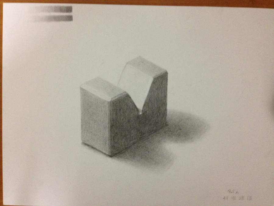 Re: Vブロック(金属のブロック)