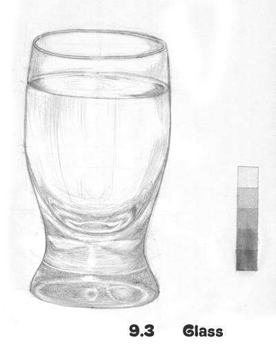 ガラスコップ2