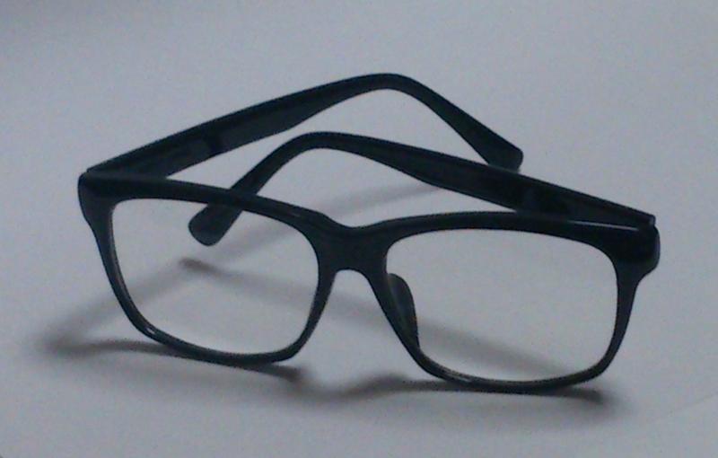 Re: 眼鏡
