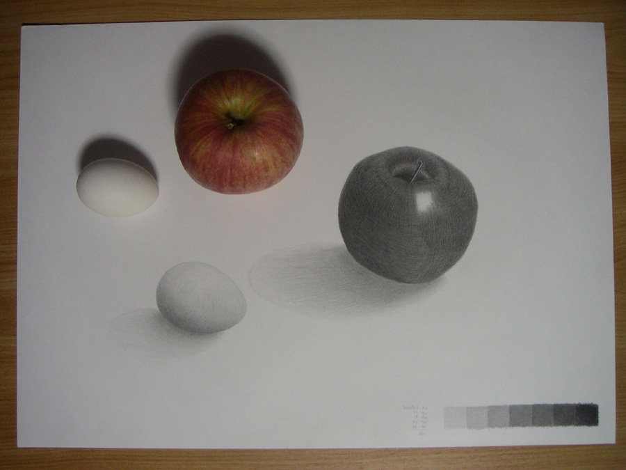 リンゴと卵12