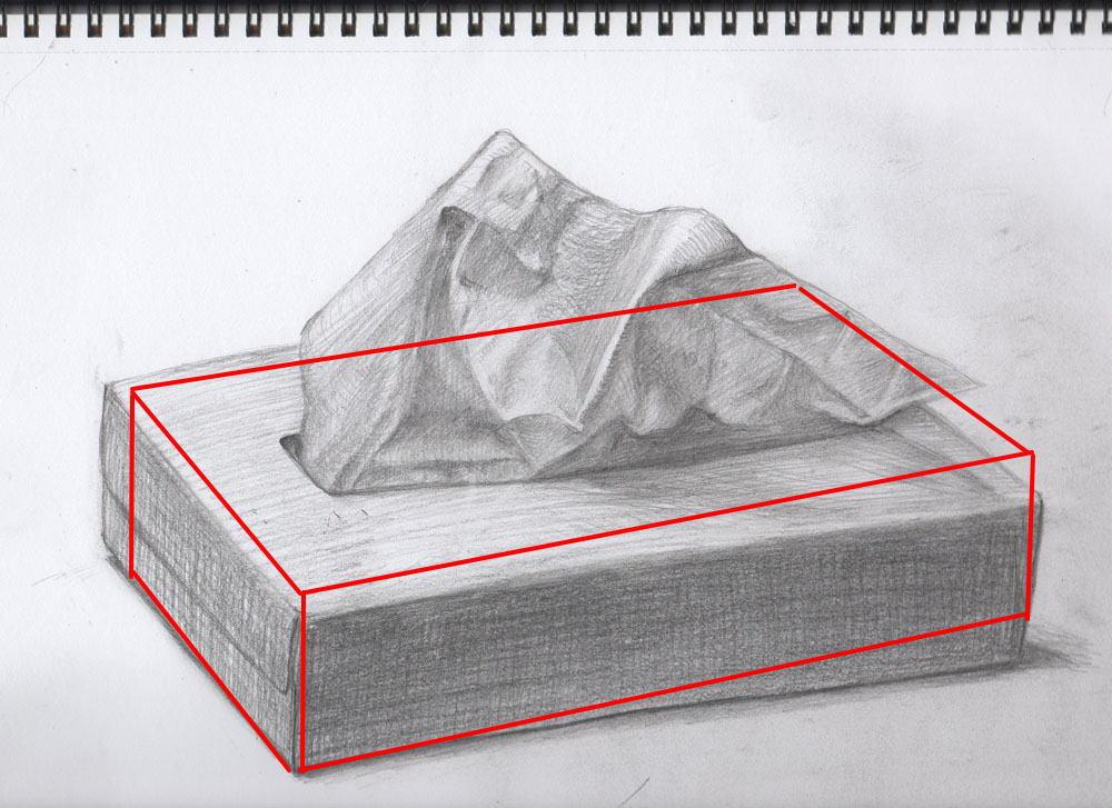 Re: テッシュの箱