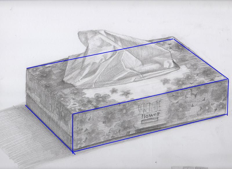 Re: ティッシュの箱