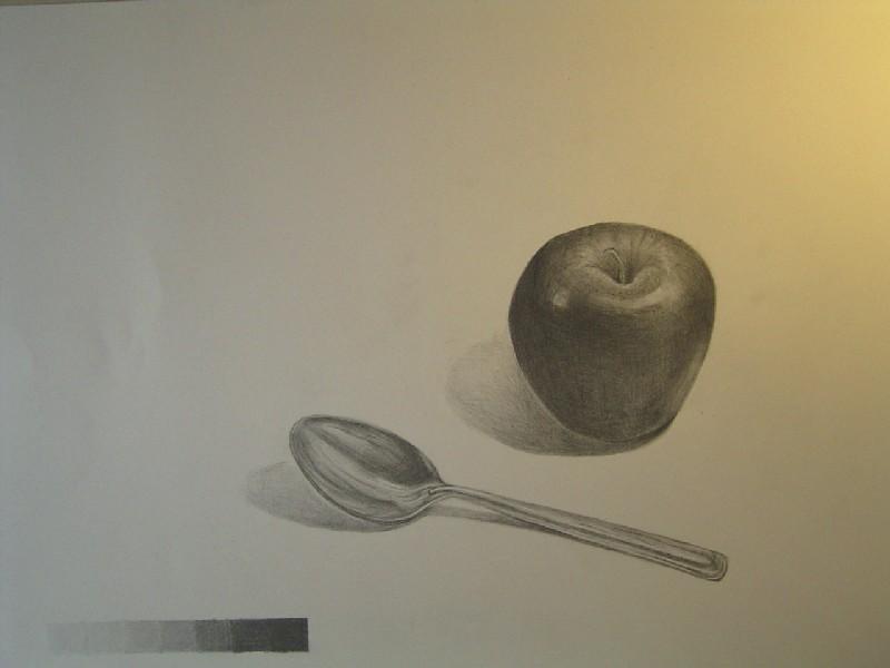 林檎とスプーン