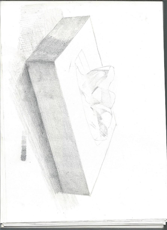 ティッシュボックス