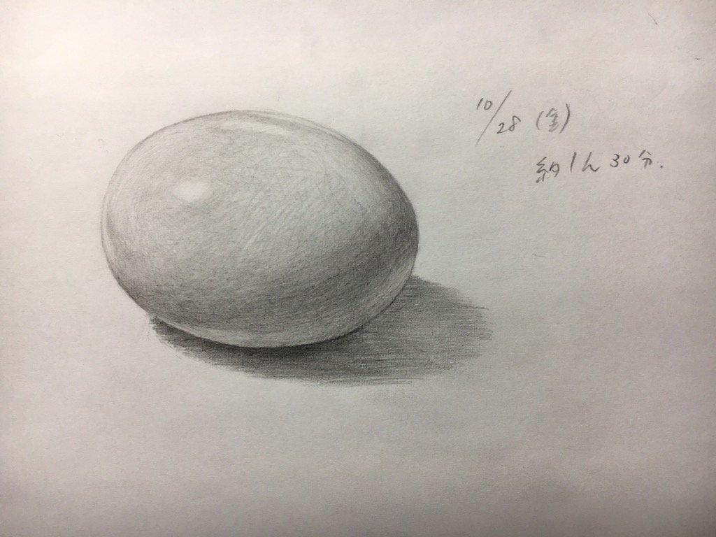 ゆで卵(2)