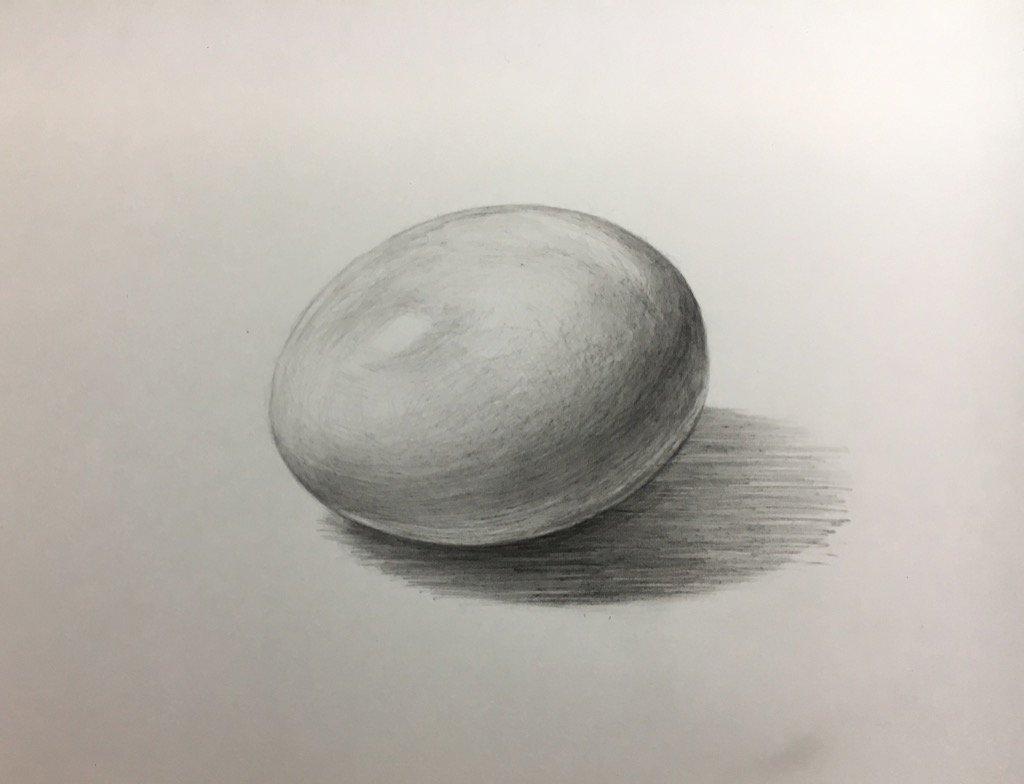 ゆで卵(3)