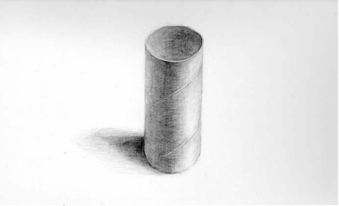 Re: 円柱(トイレットペーパーの芯)