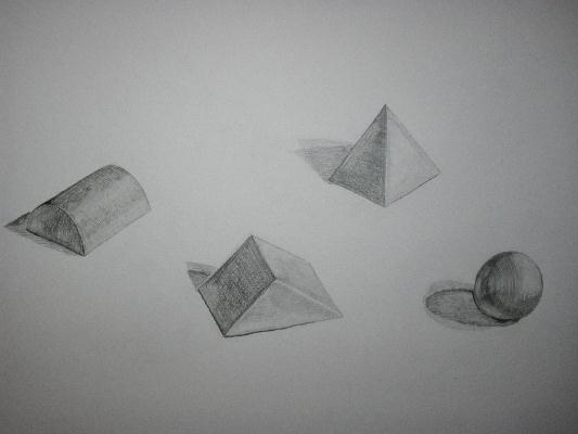 幾何形態1