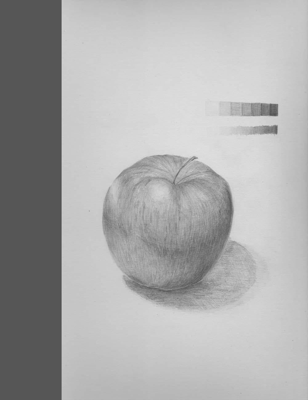 リンゴ1個です