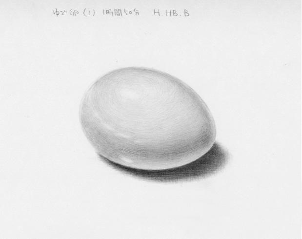 ゆで卵(1)