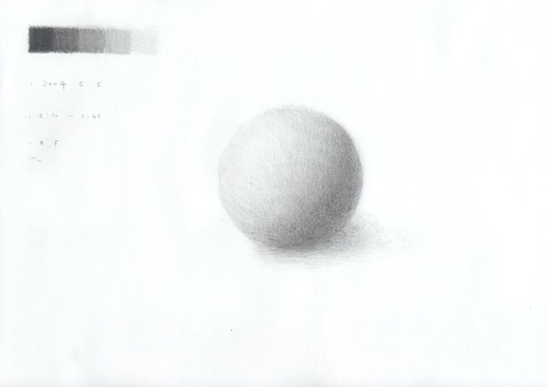 白い球体2