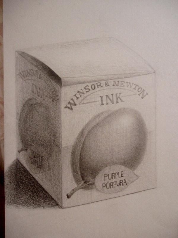 インクの箱