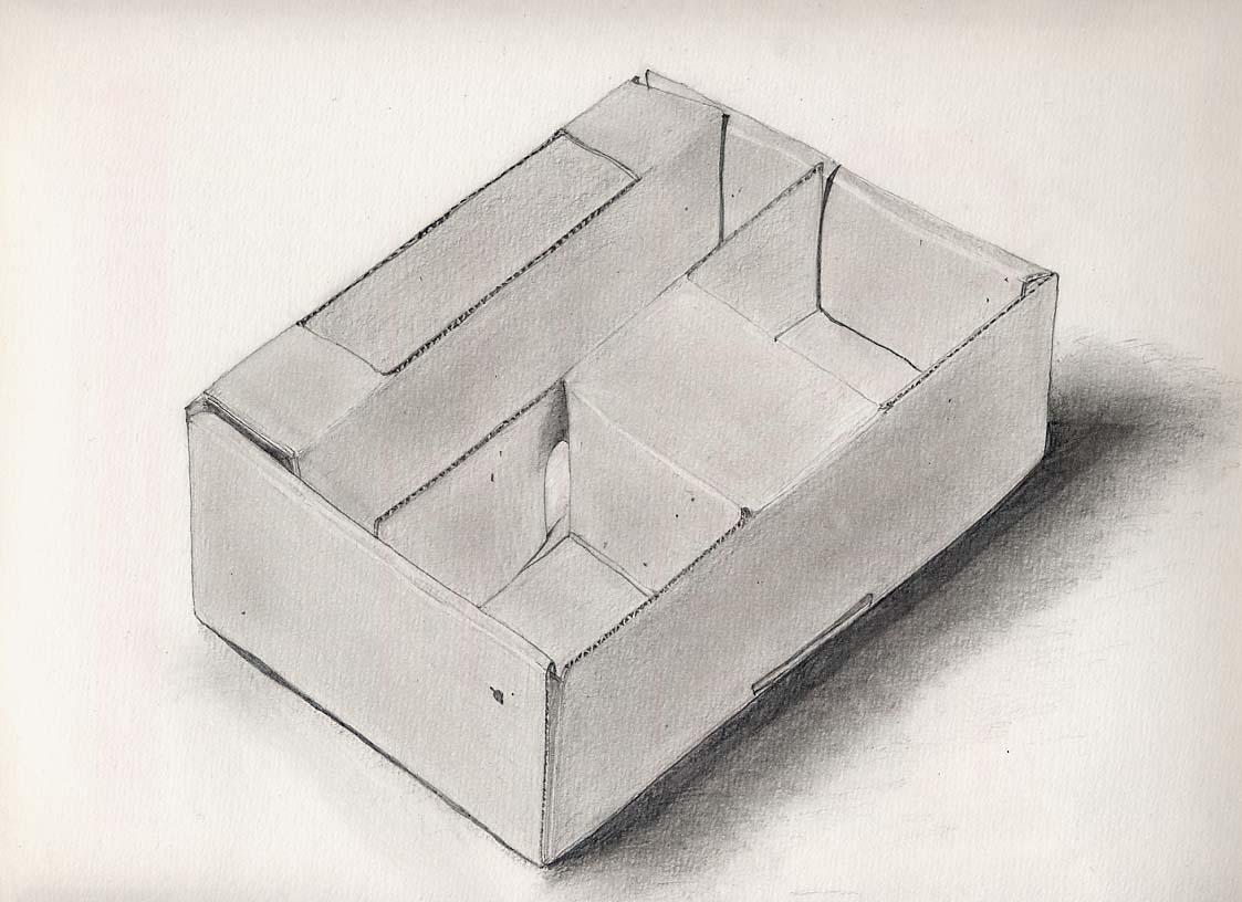 【初投稿】携帯の箱