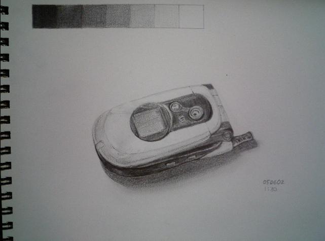 携帯電話です