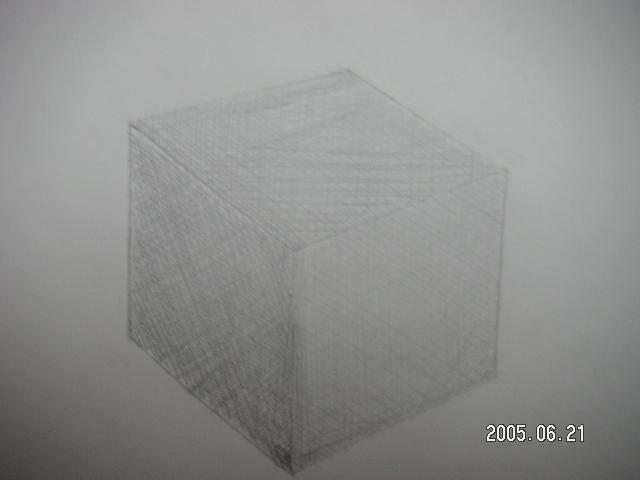 立方体 3