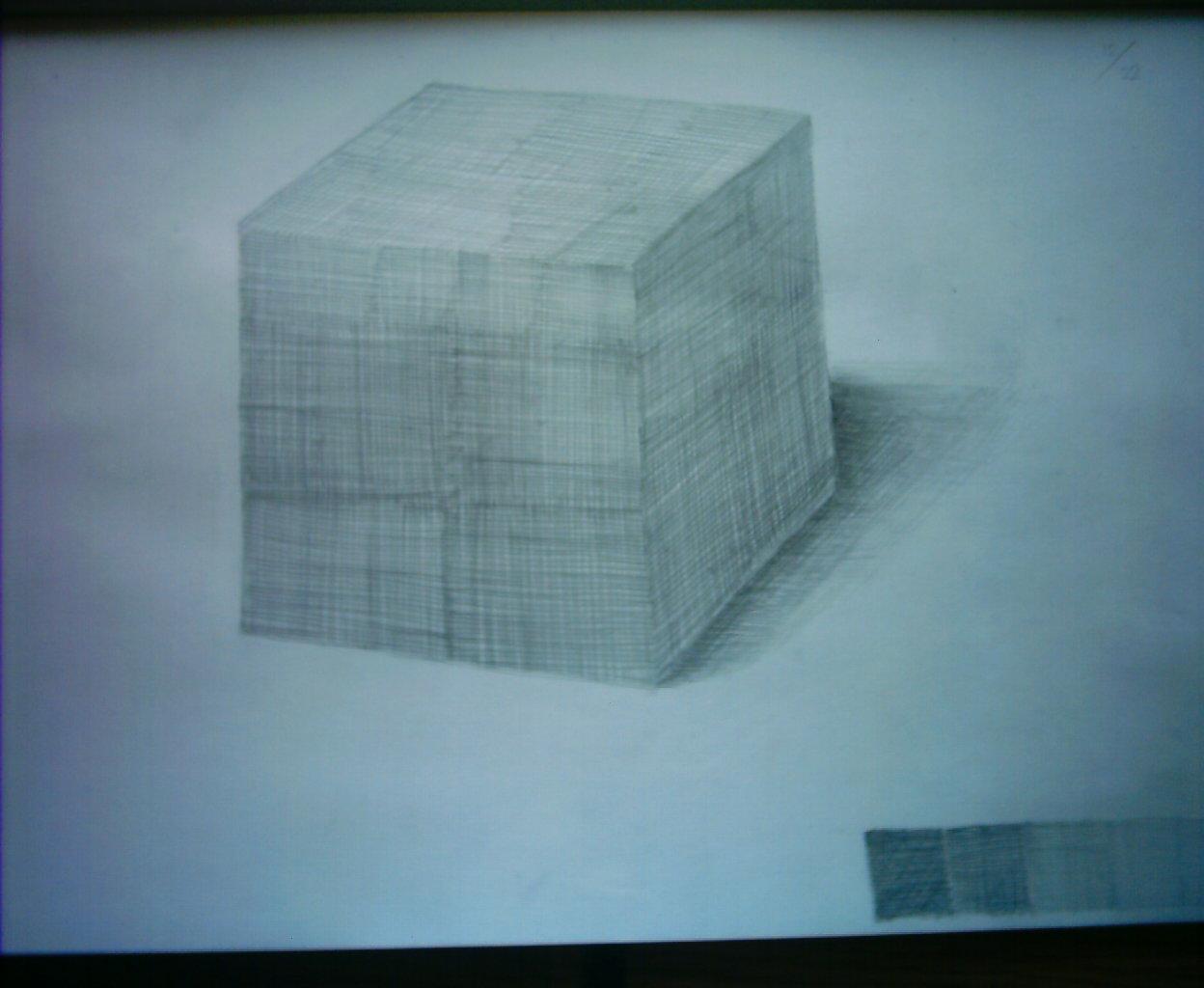 立方体1枚目