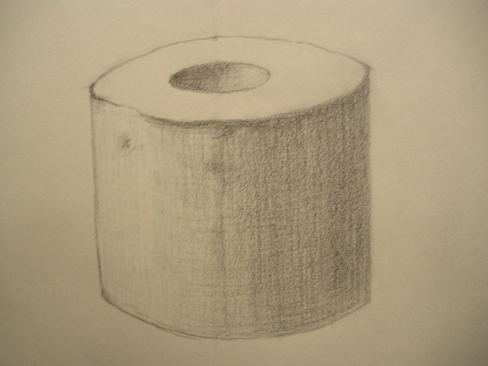 トイレットペーパーです。