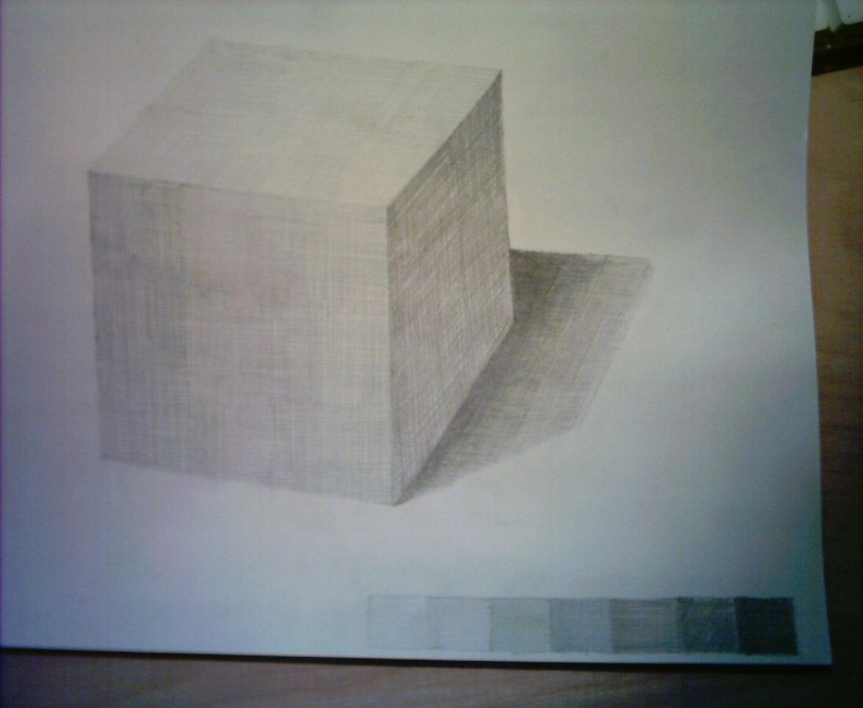 立方体2枚目