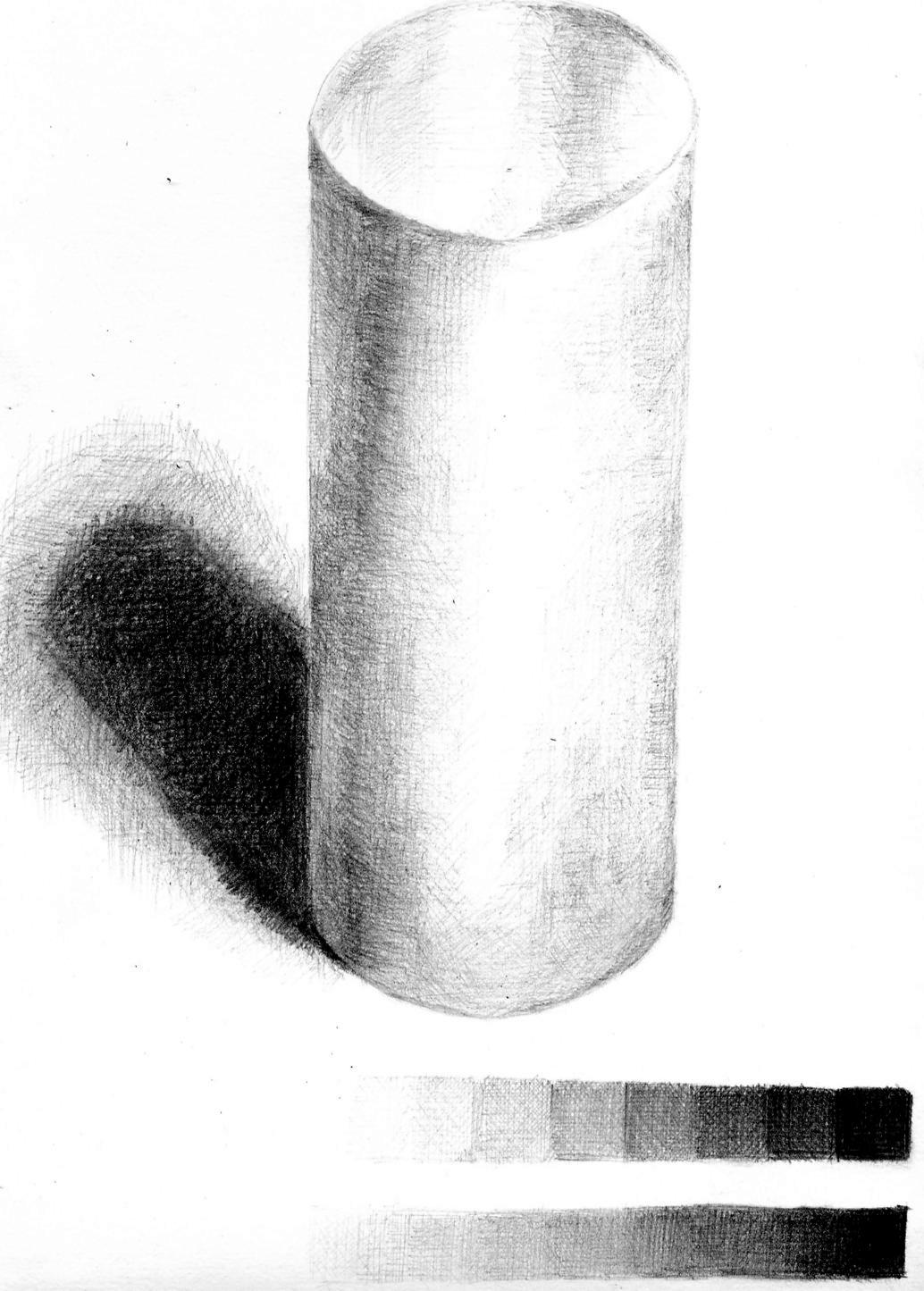 紙で作った筒