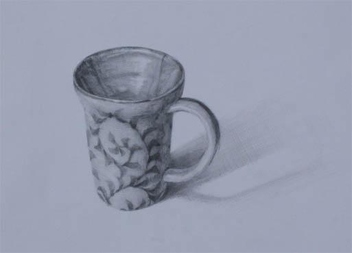 京都の陶器コップ