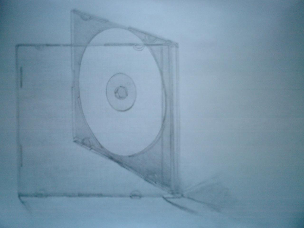 CDとケース