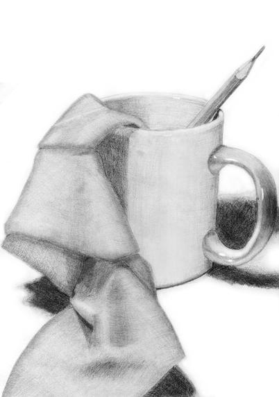 ハンカチ・マグカップ・鉛筆