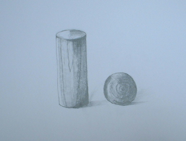 円柱&球体