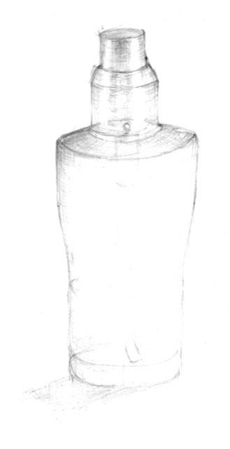 美容液の瓶