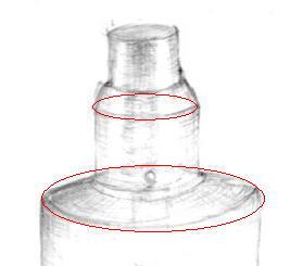 Re: 美容液の瓶