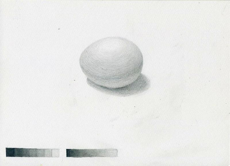 白いタマゴ2回目