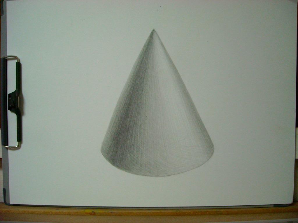 円錐の想定描写