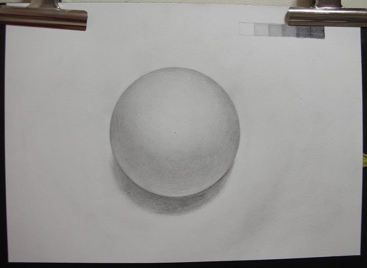 発泡スチロールの球