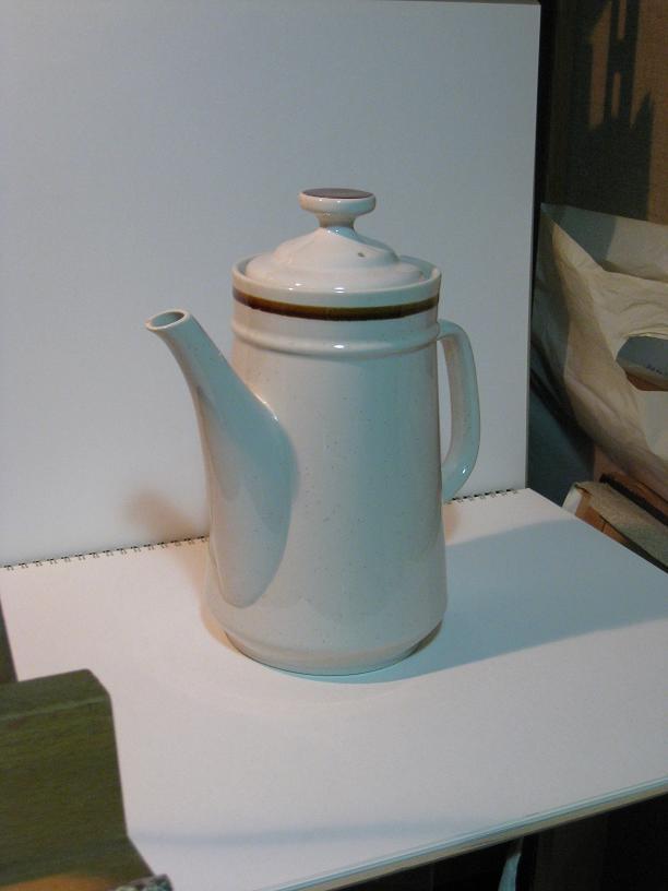 Re: 陶器のポット
