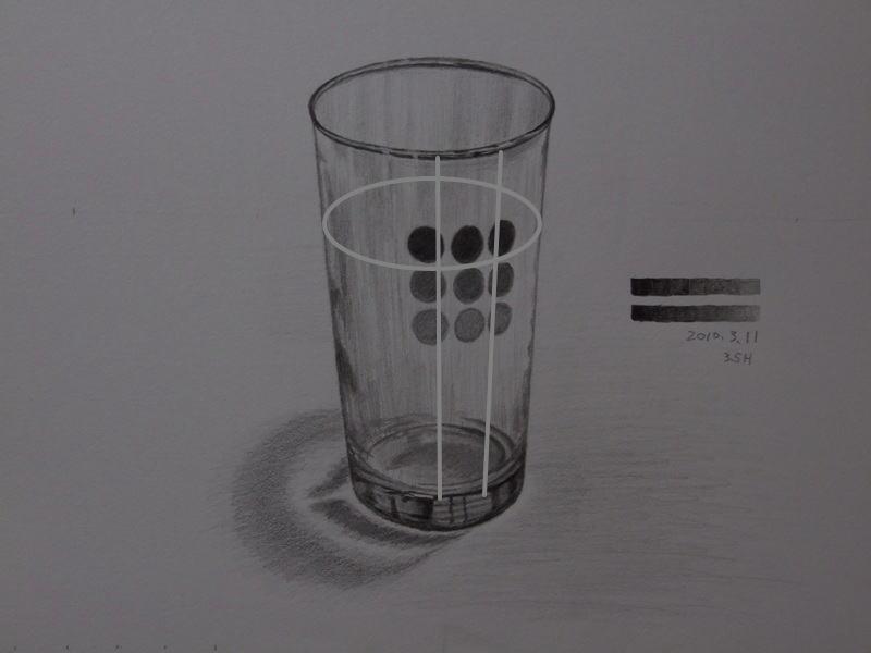 Re: ガラスのコップ�E
