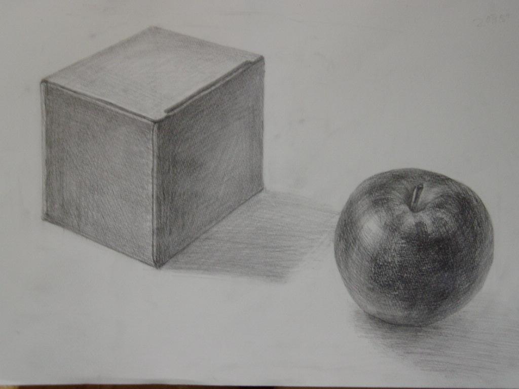 箱(ダンボール) りんご