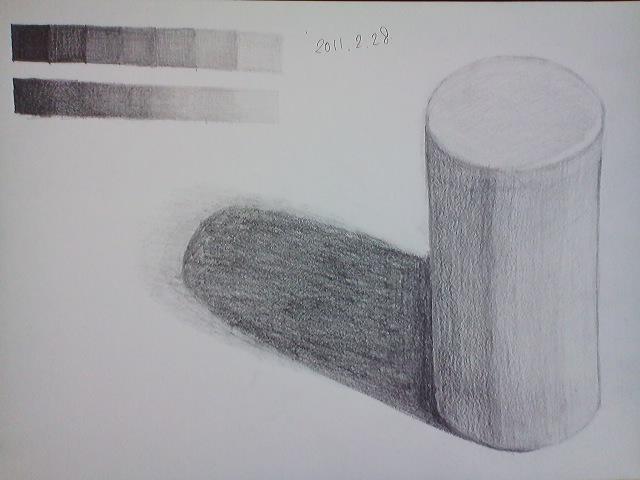 円柱(発泡スチロール)