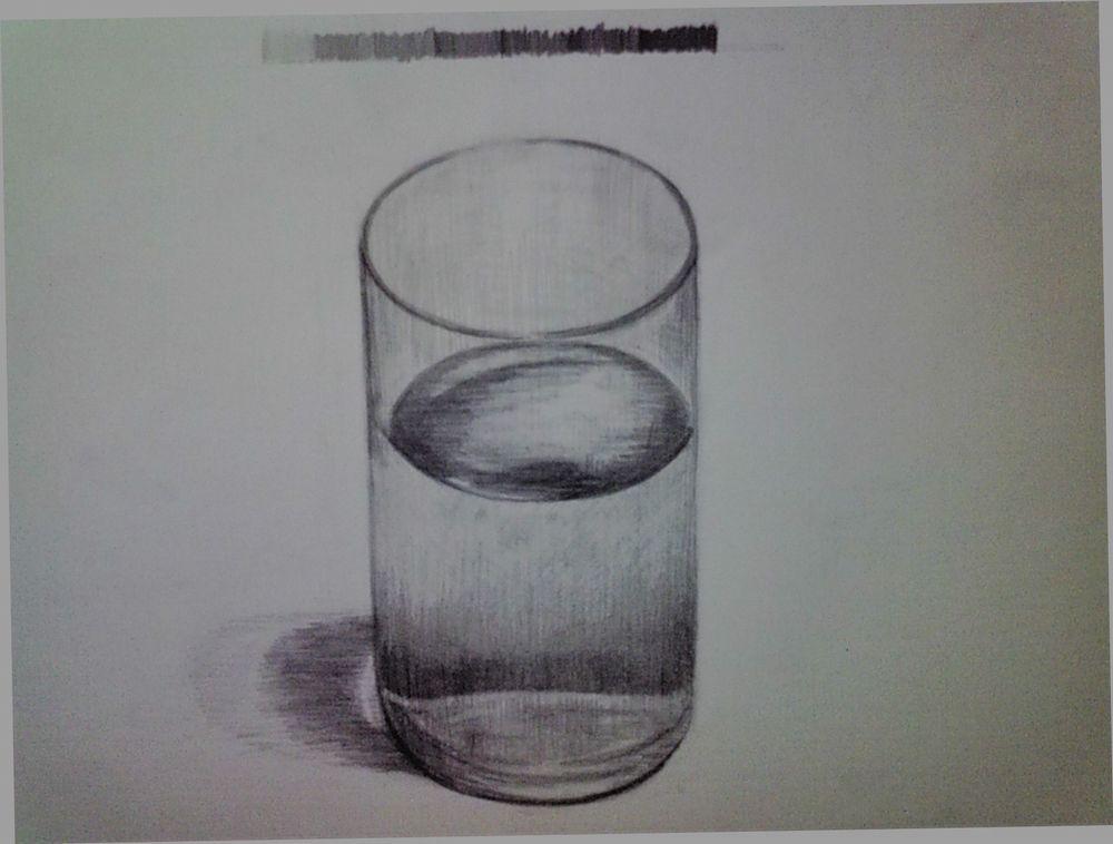 Re: 水の入ったコップ