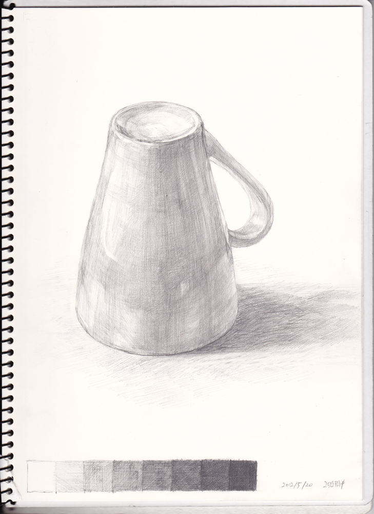 Re: 白いマグカップ