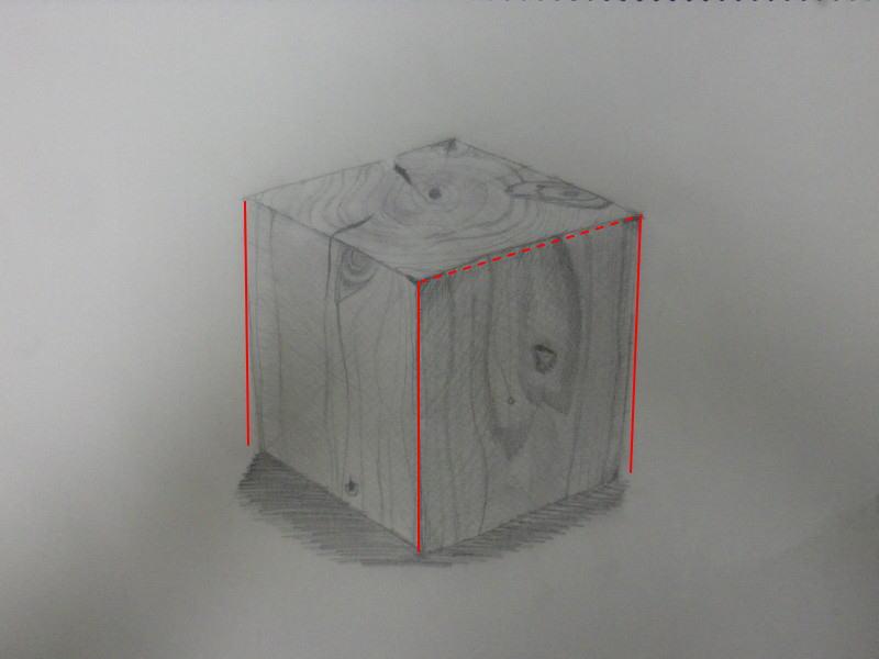 Re: 木の立方体