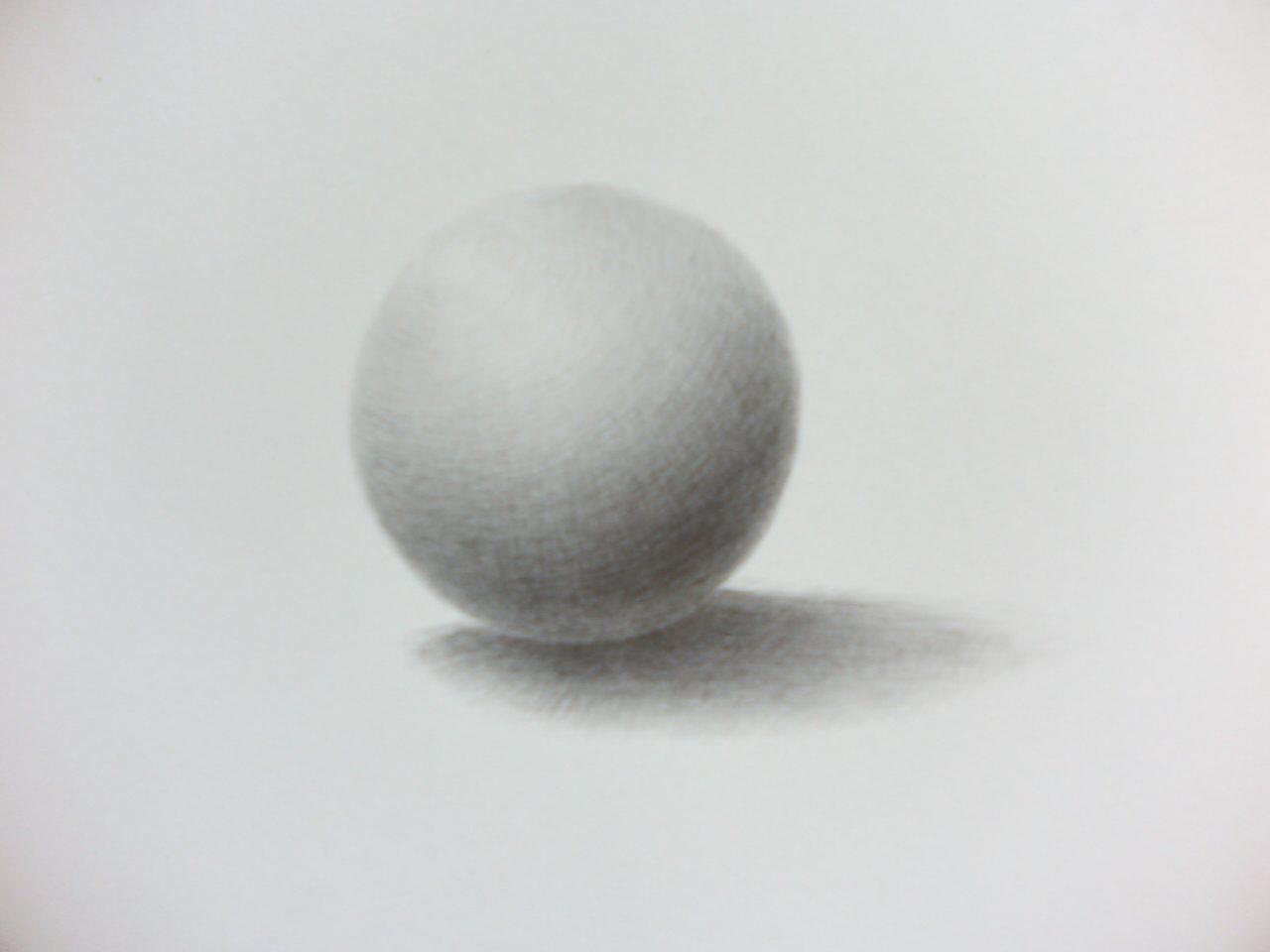 球(想定描写)2