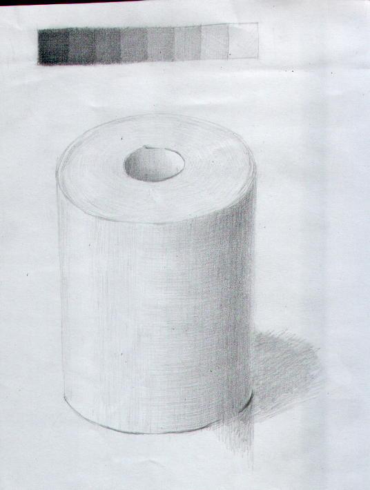トイレットペーパー6
