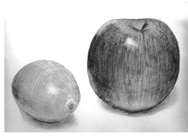 レモンとりんご