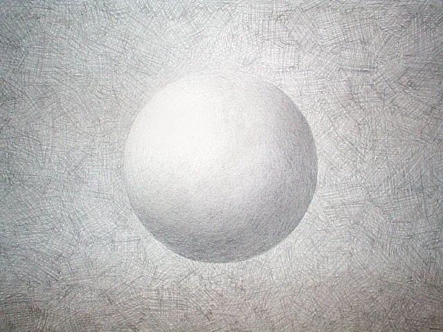 浮遊する球体