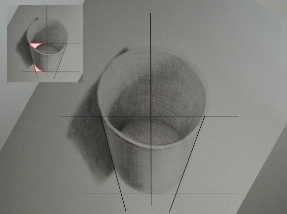 Re: 倒した紙コップ