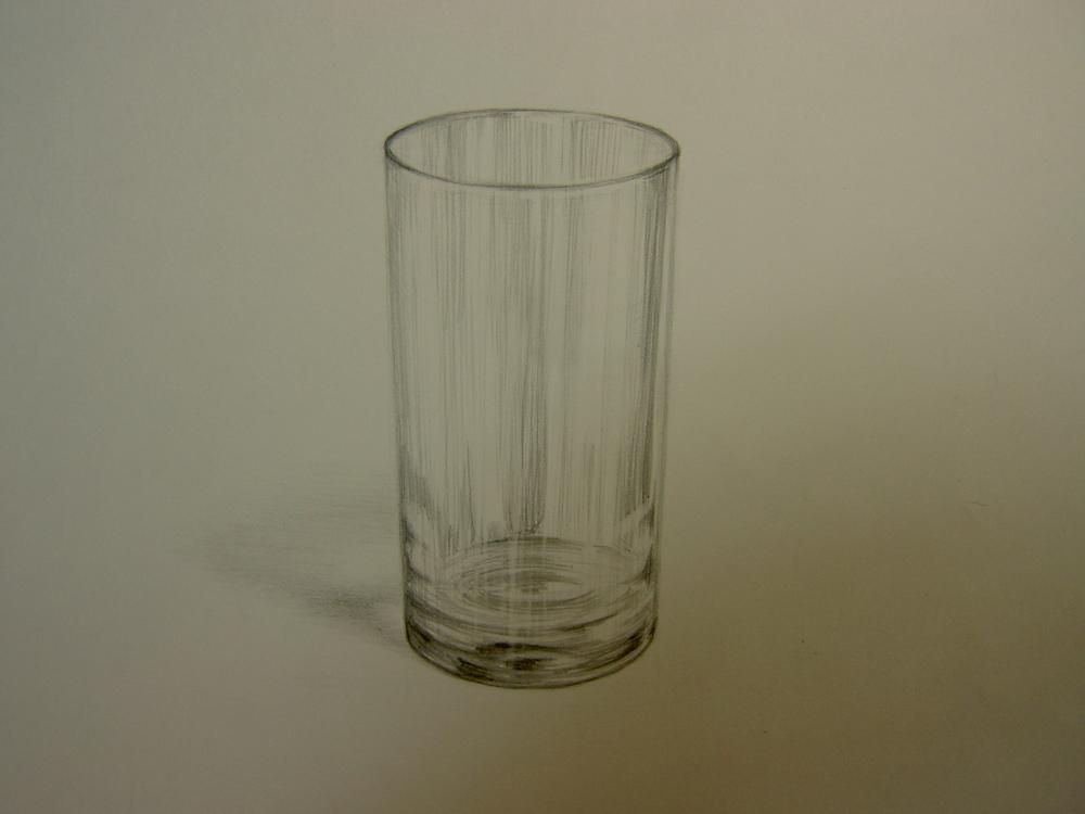 ガラスのコップ4