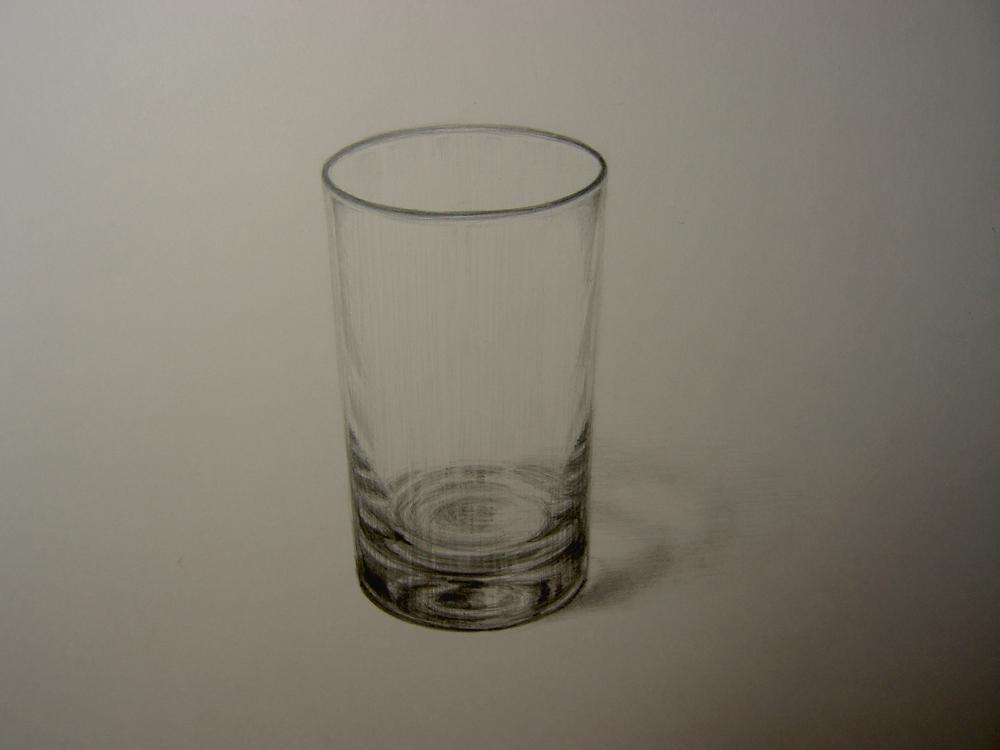 ガラスのコップ5