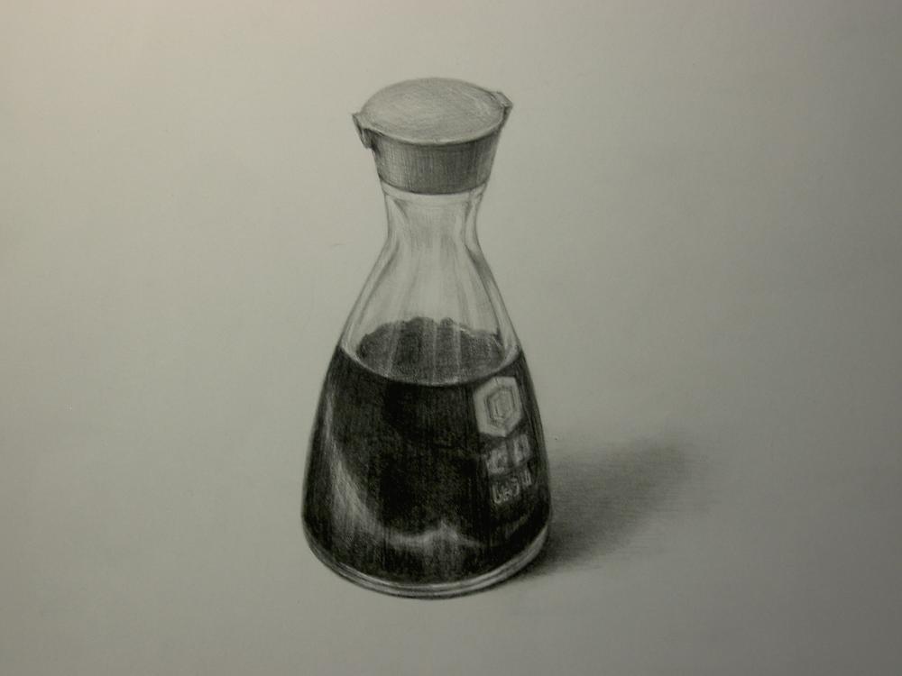 醤油の小瓶