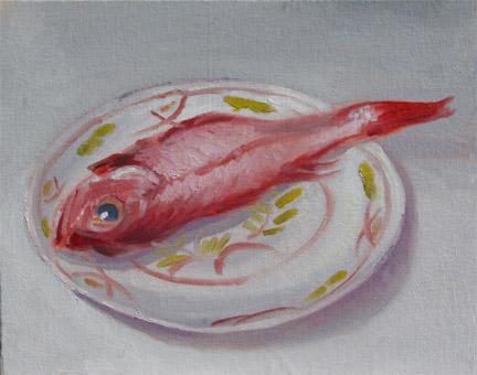 ウロコのない魚
